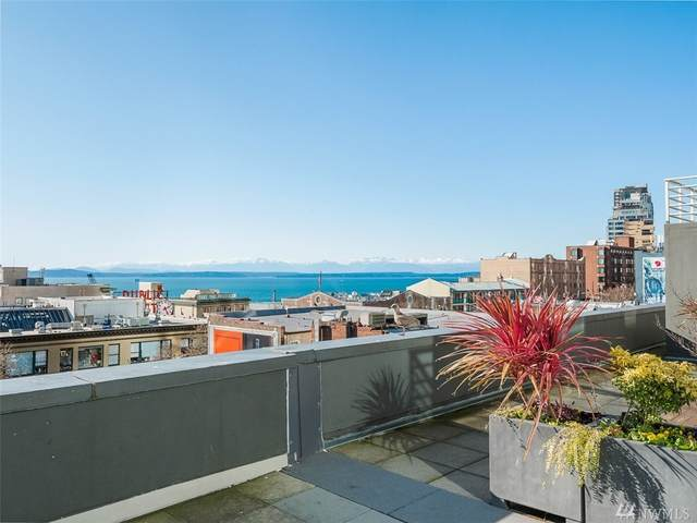 1415 2nd Ave #1107, Seattle, WA 98101 (#1630374) :: Tribeca NW Real Estate