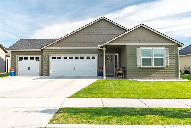 1341 E Burr, Moses Lake, WA 98837 (#1630411) :: Better Properties Lacey