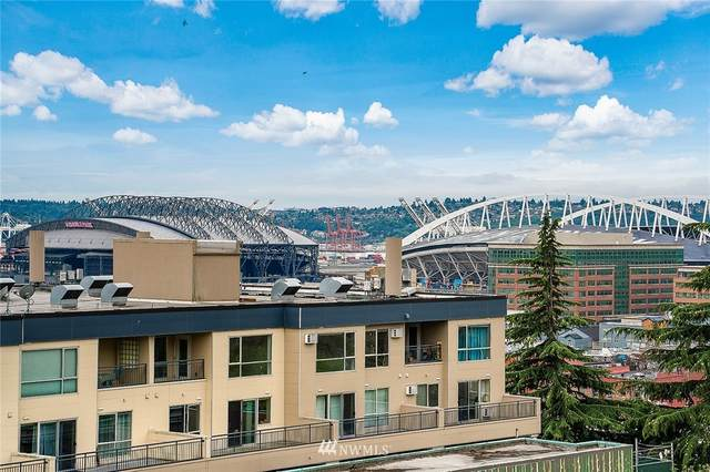 321 10th Avenue S #602, Seattle, WA 98104 (#1630453) :: Pacific Partners @ Greene Realty