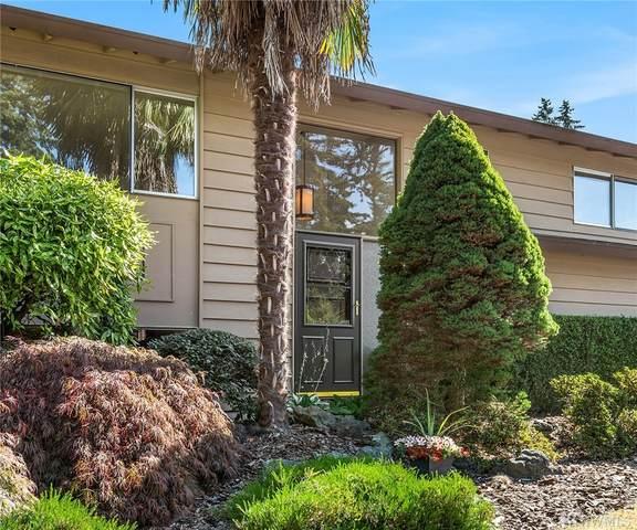 16301 NE 18th St, Bellevue, WA 98008 (#1630520) :: Keller Williams Western Realty