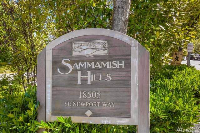 18505 SE Newport Way B109, Issaquah, WA 98027 (#1630585) :: McAuley Homes