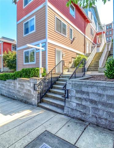 220 Broadway #13, Tacoma, WA 98402 (#1630713) :: Northern Key Team