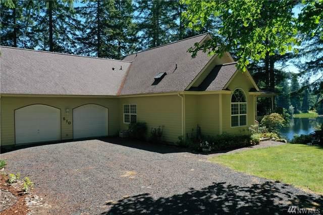 510 N Standstill Dr S, Hoodsport, WA 98548 (#1631016) :: M4 Real Estate Group