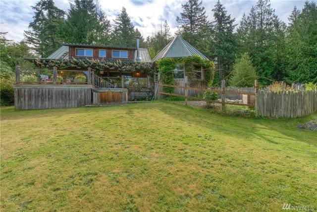 947 Eastman Road, Orcas Island, WA 98245 (#1631148) :: Ben Kinney Real Estate Team
