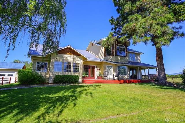 1351 Naneum Road, Ellensburg, WA 98926 (#1631291) :: Better Properties Lacey
