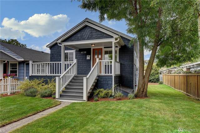4836 49th Ave SW, Seattle, WA 98116 (#1631337) :: Better Properties Lacey