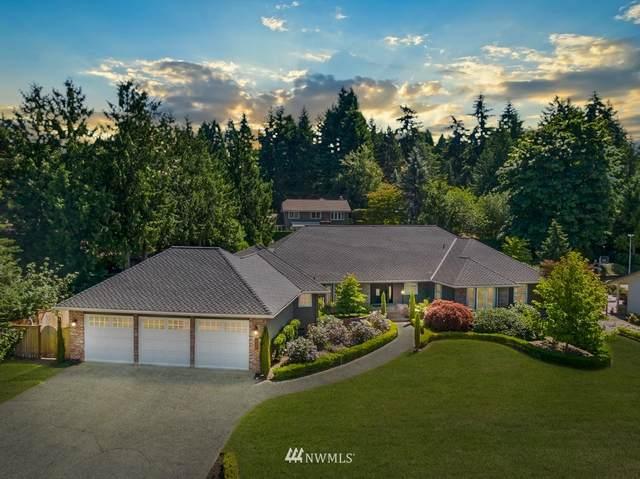 2520 85th Avenue NE, Clyde Hill, WA 98004 (#1631411) :: Ben Kinney Real Estate Team