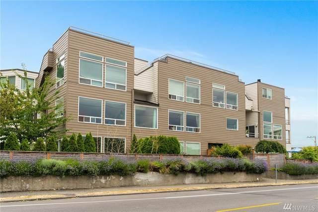 4004 Beach Dr SW #202, Seattle, WA 98116 (#1631788) :: McAuley Homes