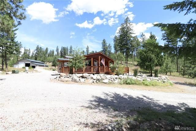 535 Swanson Mill, Tonasket, WA 98855 (#1631929) :: Hauer Home Team