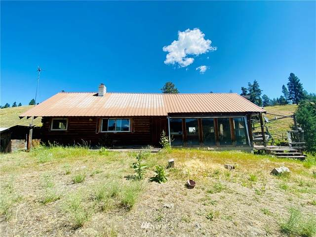 46 Two Horse Rd, Wauconda, WA 98859 (#1631948) :: NW Home Experts