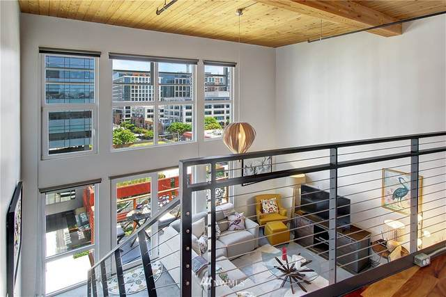 401 9th Avenue N #605, Seattle, WA 98109 (#1632009) :: Ben Kinney Real Estate Team