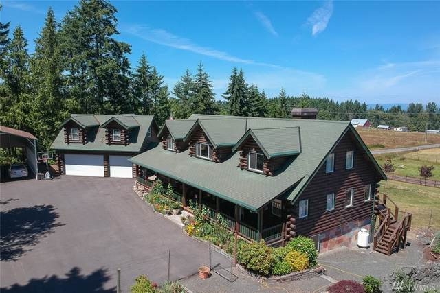 1053 S Bagley Creek Rd, Port Angeles, WA 98362 (#1632081) :: Commencement Bay Brokers
