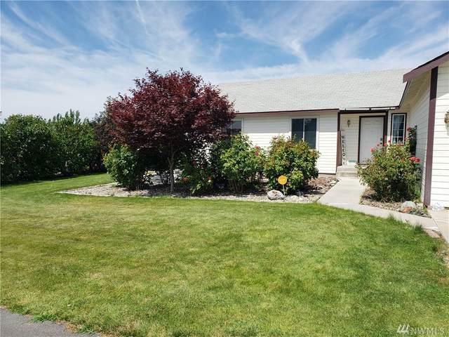 8136 NE Harrington Lane, Moses Lake, WA 98837 (#1632096) :: Better Properties Lacey
