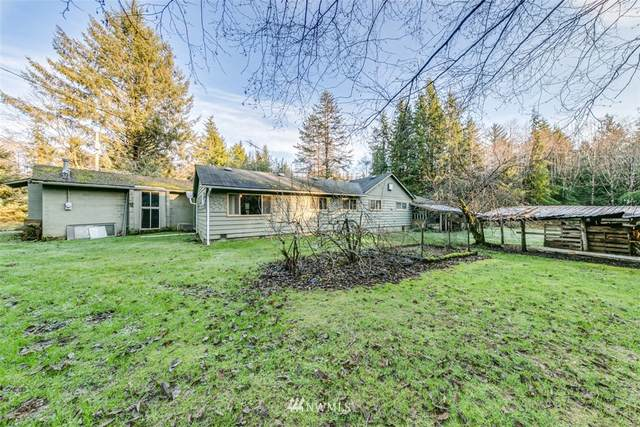 13554 Hoko-Ozette Road, Clallam Bay, WA 98326 (#1632164) :: Icon Real Estate Group