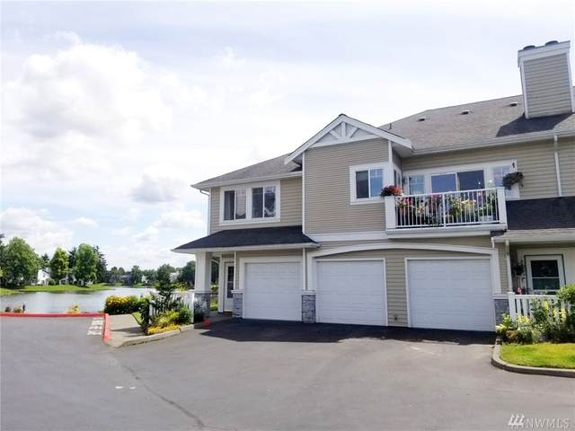 23540 55th Ave S 13-3, Kent, WA 98032 (#1632170) :: The Original Penny Team