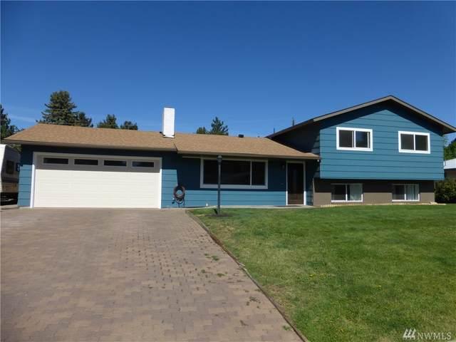 1213 Vuecrest Avenue, Ellensburg, WA 98926 (MLS #1632235) :: Nick McLean Real Estate Group