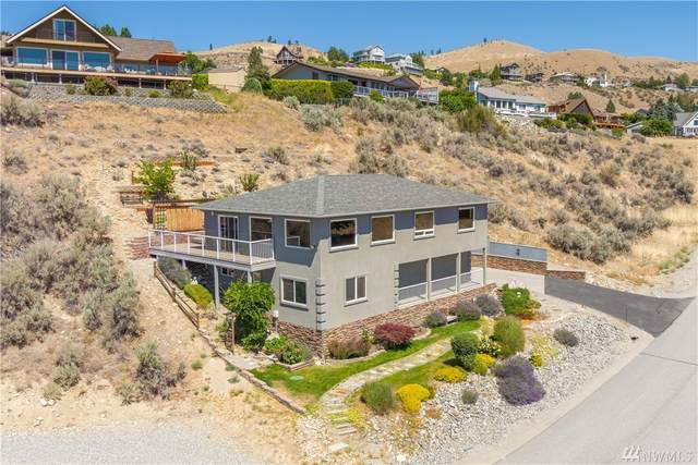 420 Butte Rd, Chelan, WA 98816 (#1632241) :: Commencement Bay Brokers