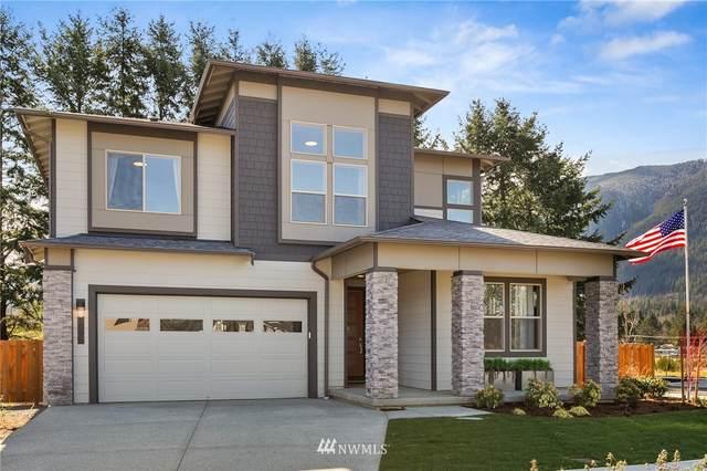 1417 Salish Avenue SE, North Bend, WA 98045 (#1632366) :: Shook Home Group