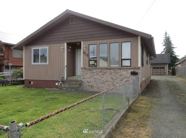 915 First Street, Hoquiam, WA 98550 (#1632371) :: Better Homes and Gardens Real Estate McKenzie Group