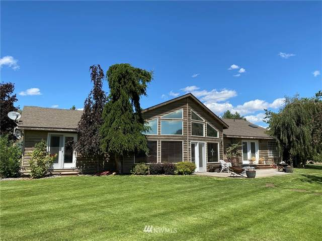 1709 Old Hwy 97, Okanogan, WA 98840 (#1632454) :: Canterwood Real Estate Team