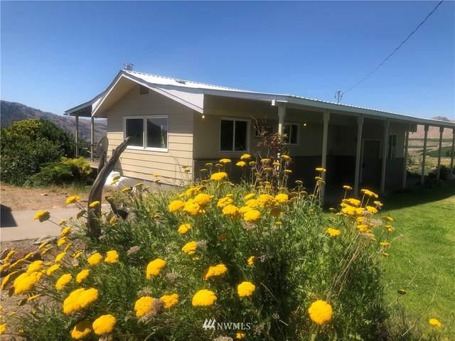 8 Michel Rd., Brewster, WA 98812 (#1632645) :: Ben Kinney Real Estate Team