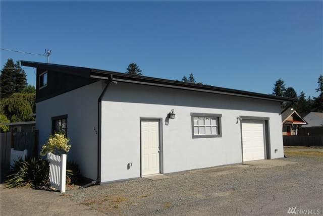 230 W 2nd Street, North Bend, WA 98045 (#1632648) :: Ben Kinney Real Estate Team
