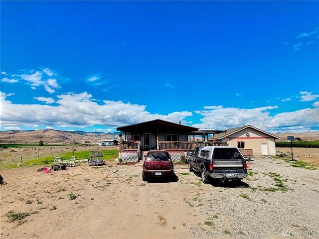105 Greenacres Rd, Omak, WA 98841 (MLS #1632655) :: Nick McLean Real Estate Group