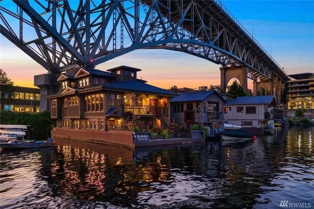 905 N Northlake Wy #7, Seattle, WA 98103 (#1632775) :: Alchemy Real Estate