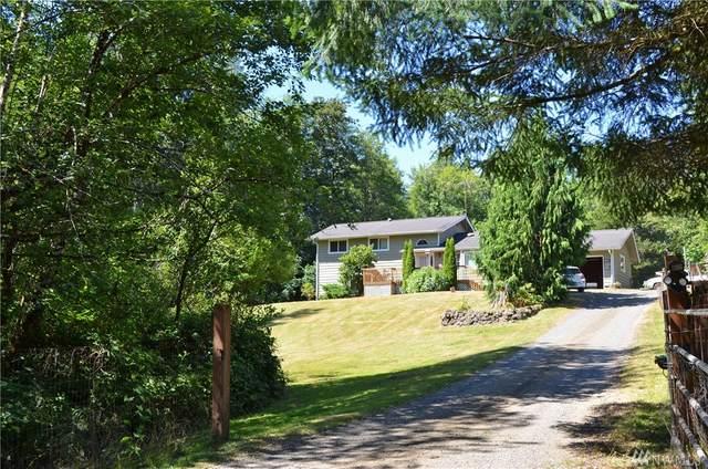 2380 W Highland Rd, Shelton, WA 98584 (#1632784) :: Better Properties Lacey