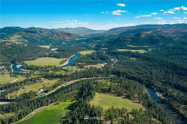 0 Lower Barstow Bridge Road, Kettle Falls, WA 99141 (#1632789) :: Keller Williams Realty