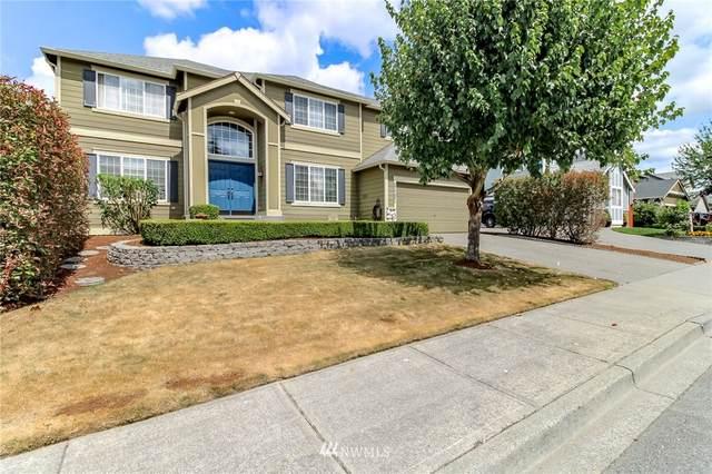 12612 SE 300th Way, Auburn, WA 98092 (#1632794) :: McAuley Homes
