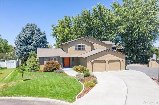 9380 SE Benjamin Wy, Moses Lake, WA 98837 (#1632803) :: Commencement Bay Brokers