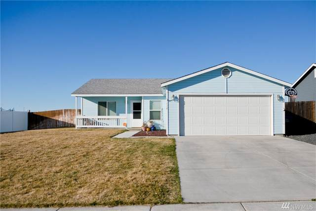 118 E Linden Ave, Moses Lake, WA 98837 (#1632846) :: Better Properties Lacey