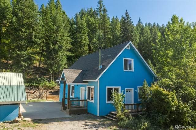 11525 Eagle Creek Rd, Leavenworth, WA 98826 (MLS #1632857) :: Nick McLean Real Estate Group