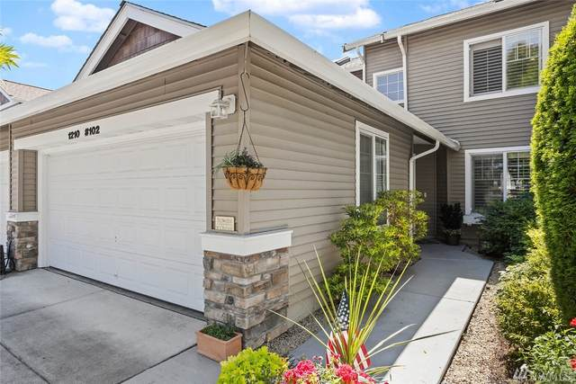 1210 65th St SE #102, Auburn, WA 98092 (#1633038) :: Lucas Pinto Real Estate Group