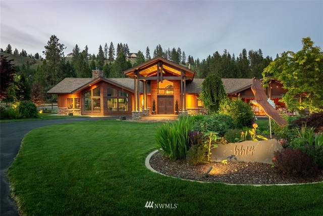 6614 Long Lake Drive, Nine Mile Falls, WA 99026 (#1633044) :: NW Home Experts