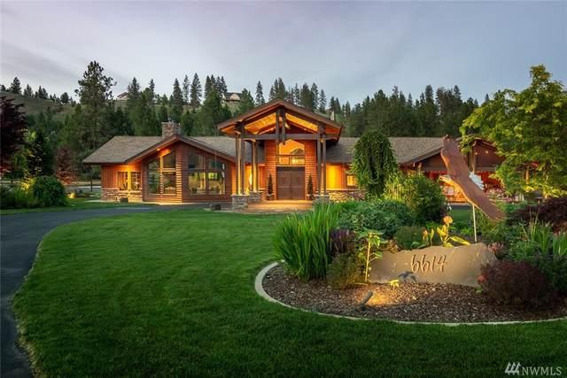 6614 Long Lake Dr, Nine Mile Falls, WA 99026 (#1633044) :: The Kendra Todd Group at Keller Williams