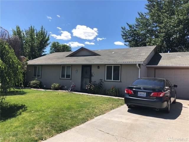 924 E Hayden Drive, Moses Lake, WA 98837 (#1633075) :: Ben Kinney Real Estate Team