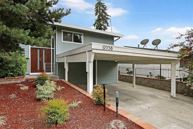 9358 48th Ave S, Seattle, WA 98118 (#1633411) :: Ben Kinney Real Estate Team