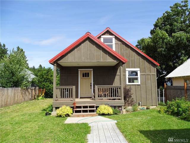407 Stafford St, Cle Elum, WA 98922 (#1633422) :: Better Properties Lacey