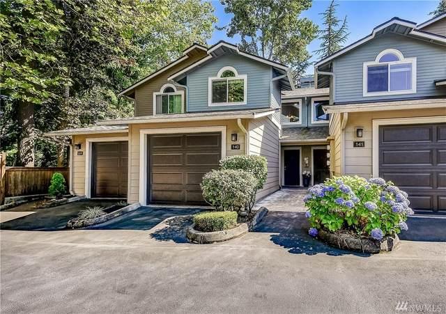 4356 W Lake Sammamish Pkwy SE A140, Issaquah, WA 98027 (#1633575) :: Better Properties Lacey