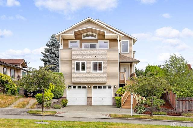 4150 39th Ave SW, Seattle, WA 98116 (#1633612) :: Better Properties Lacey