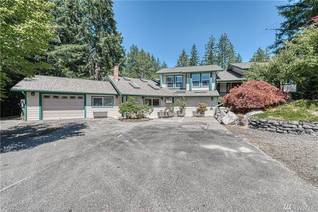 141 E Old Ranch Rd, Allyn, WA 98524 (#1633732) :: Better Properties Lacey