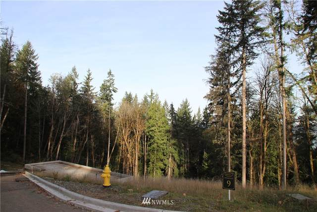 17845 SE Cougar Mountain Drive Lot 9, Bellevue, WA 98006 (#1634033) :: TRI STAR Team | RE/MAX NW