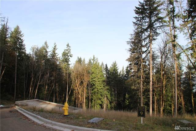 17845 SE Cougar Mountain Drive Lot 9, Bellevue, WA 98006 (#1634033) :: Becky Barrick & Associates, Keller Williams Realty