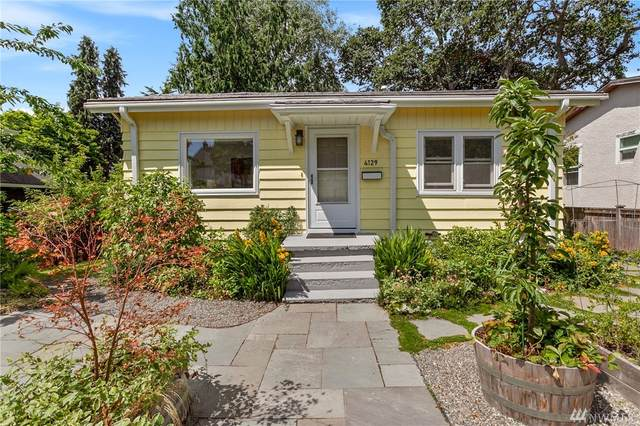 4129 46th Ave SW, Seattle, WA 98116 (#1634051) :: Better Properties Lacey