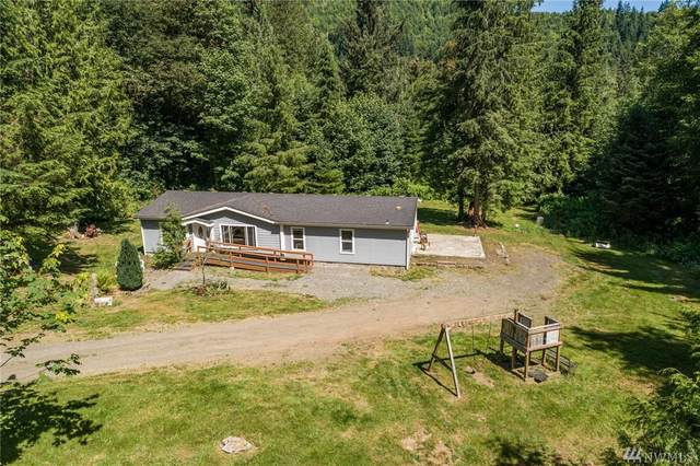 236137 Hwy 101 + Adj. 5 Acres, Port Angeles, WA 98363 (#1634088) :: Better Homes and Gardens Real Estate McKenzie Group