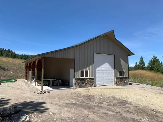 111 Peony Creek, Tonasket, WA 98855 (#1634105) :: Capstone Ventures Inc