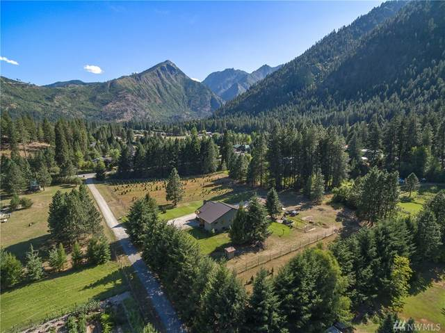 12780 Prowell St 3Parc, Leavenworth, WA 98826 (#1634166) :: Northern Key Team
