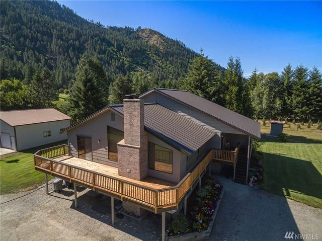 12780 Prowell St 1Parc, Leavenworth, WA 98826 (#1634205) :: Northern Key Team